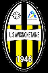 logo de l'équipe masculine de foot d'avignonet-lauragais dont fullsave est mécène