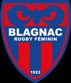 logo de l'équipe féminine de rugby à 15 de blagnac pour le mécénat sportif