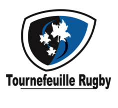 logo de l'équipe de l'école de rugby de tournefeuille
