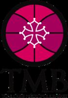 logo de l'équipe féminine de basket du toulouse métropole basket