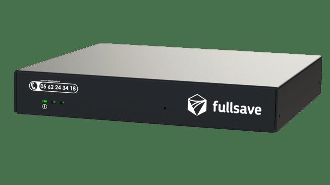 box estampillée fullsave pour l'installation de la fibre optique entreprise