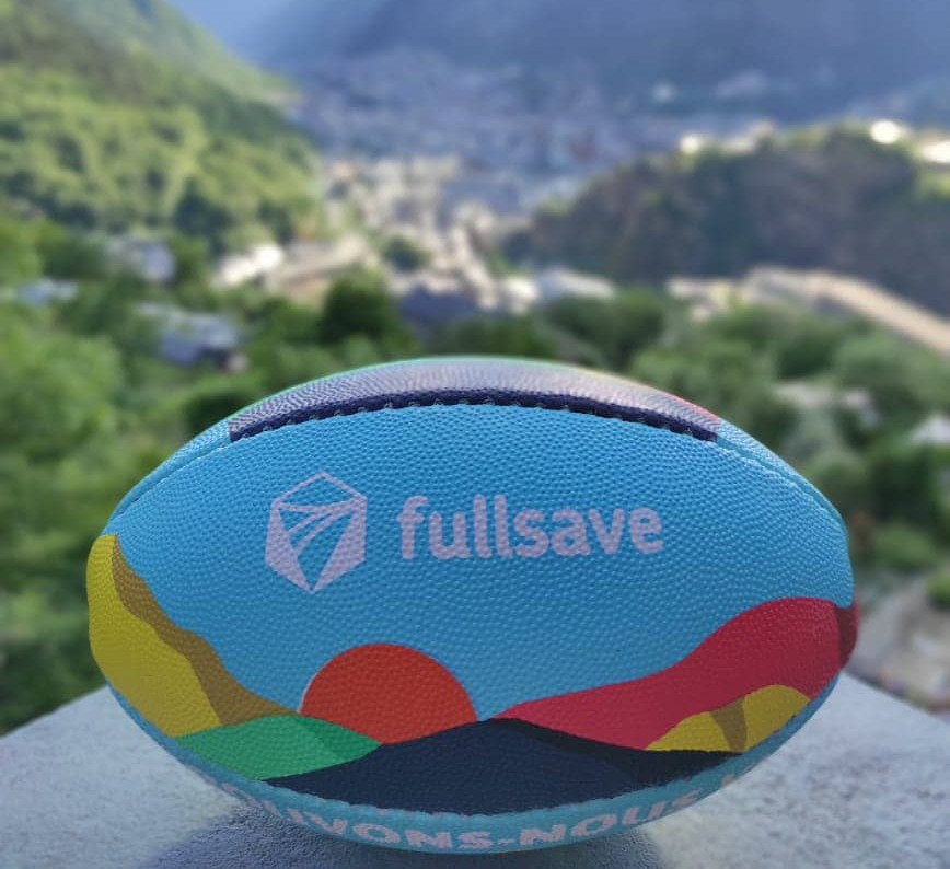 Read more about the article Le ballon FullSave : Fairtrade – Max Havelaar